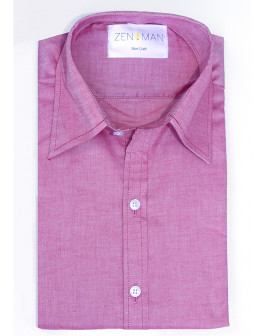 Maxwell Plain Shirt