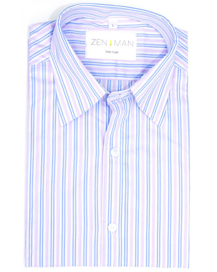 Uriah Striped Shirt
