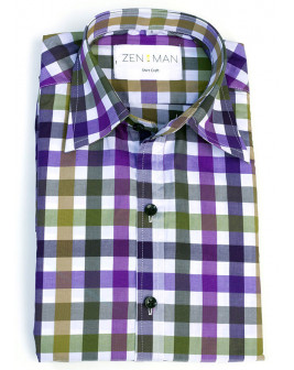 Ethan Check Shirt