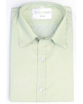 Dobby Green Shirt