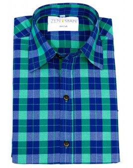 Adrien Check Shirt