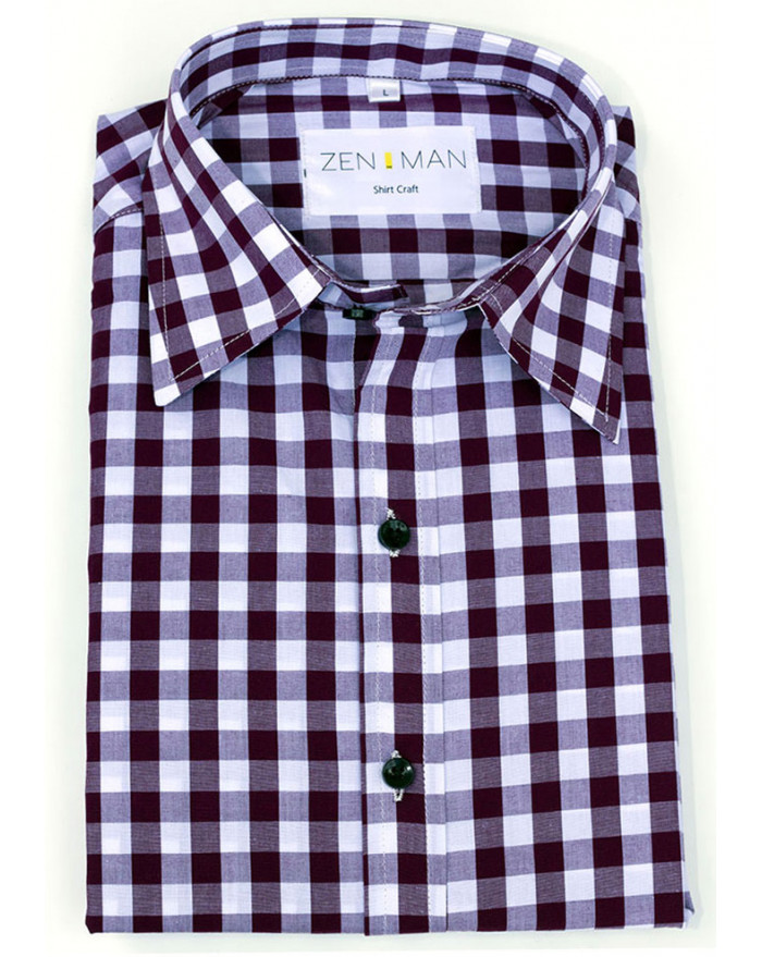 Derwin Check Shirt